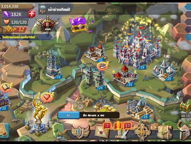 เล่น Lords Mobile on PC 8