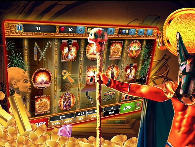Play Egyptian Slots on pc 7