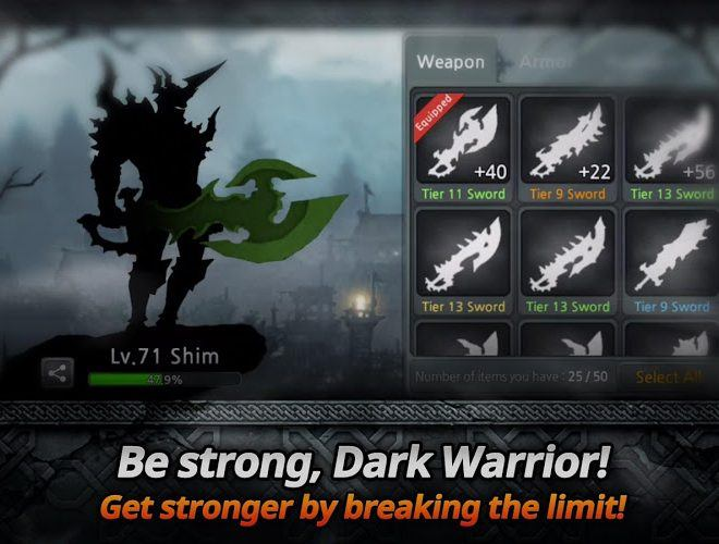 Play Dark Sword on PC 6