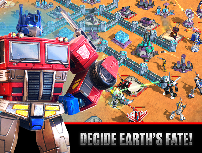 Play Transformers: Earth Wars on PC 10