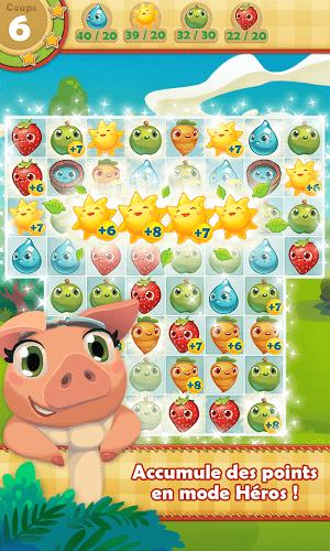 Jouez à  Farm Heroes sur PC 3