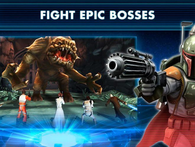 Chơi Star Wars™: Galaxy of Heroes on PC 4
