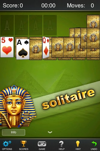 Play Solitaire: Pharaoh on PC 4