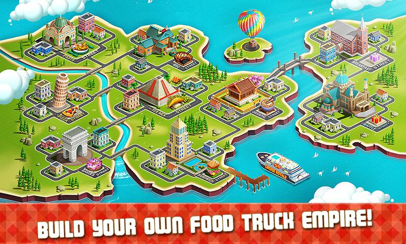 Play Food Truck Chef™: Cooking Game on PC 4