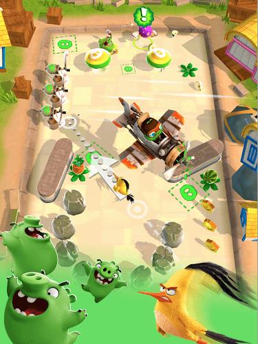 Играй Angry Birds Action На ПК 16