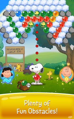 Play Snoopy Pop on PC 21