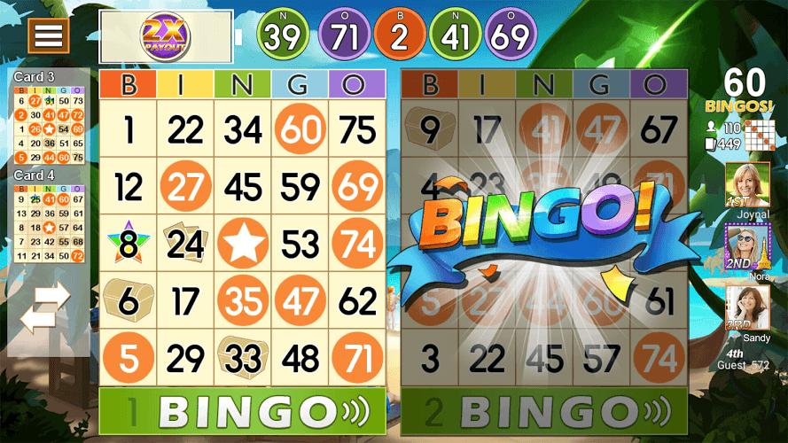 Play Bingo Party – Crazy Bingo Tour on PC 2