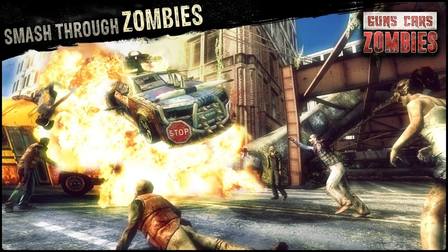 Играй Guns, Cars, Zombies На ПК 4