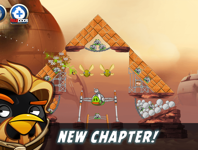 Play Angry Birds Star Wars II Free on PC 11