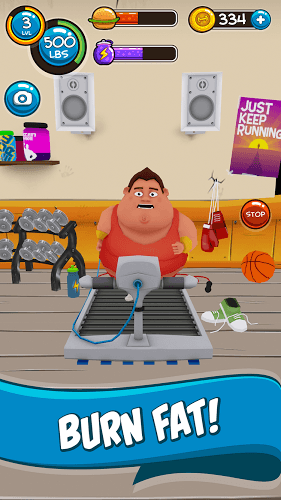 Play Fit the Fat 2 on PC 4