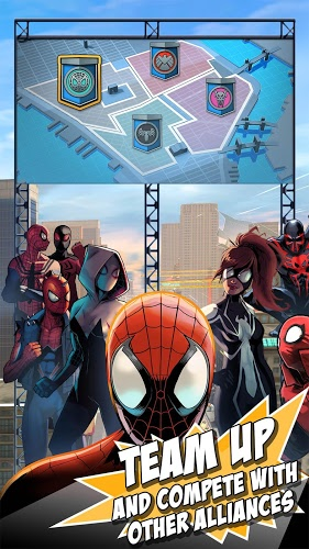 Play Spider-Man Unlimited on pc 13
