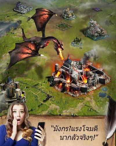 เล่น Clash of Queens on PC 11