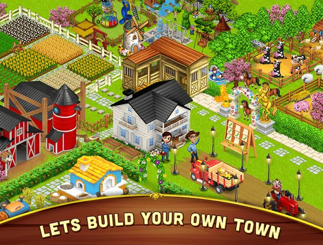 เล่น ฟาร์มขนาดใหญ่เล็ก ๆ น้อย ๆ on PC 14