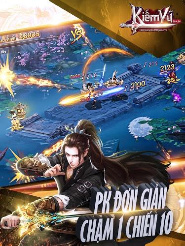 Chơi Kiếm Vũ VNG on PC 9