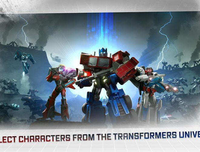 Play TRANSFORMERS: Forged to Fight on PC 12