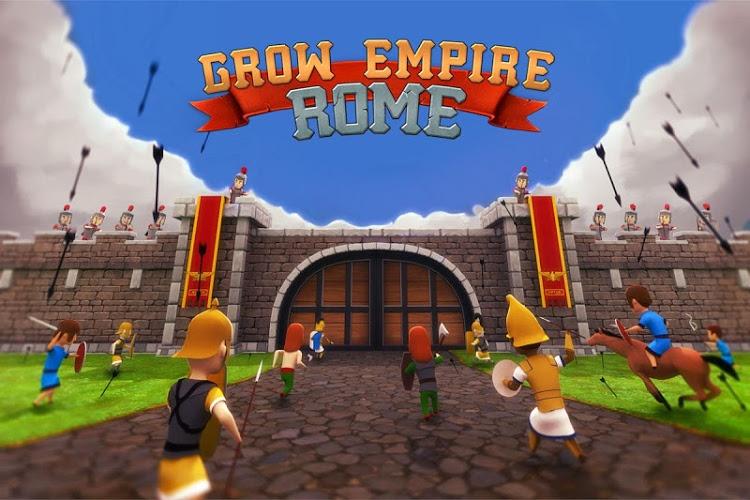 Играй Grow Empire: Rome На ПК 2