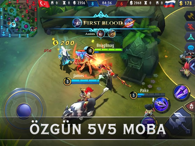 Mobile Legends: Bang bang İndirin ve PC'de Oynayın 10