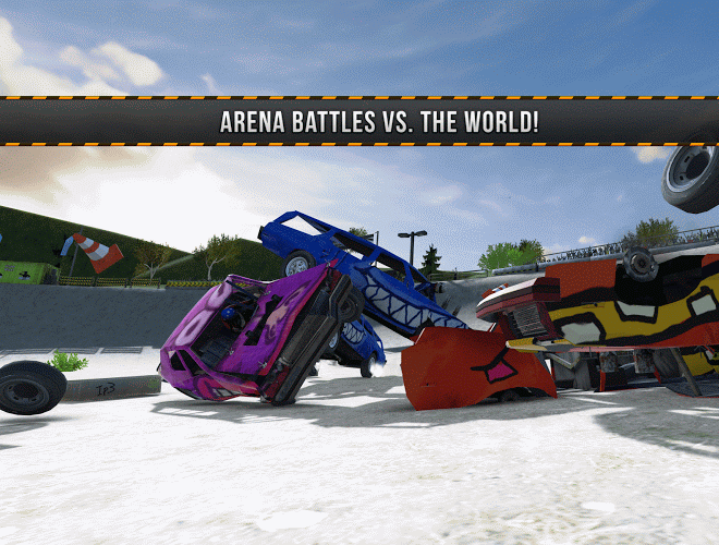 Play Demolition Derby Multiplayer on PC 10