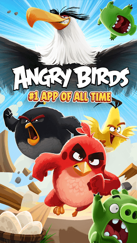Play Angry Birds on PC 8