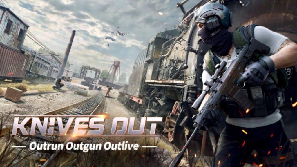 Knives Out: гайд по оружию