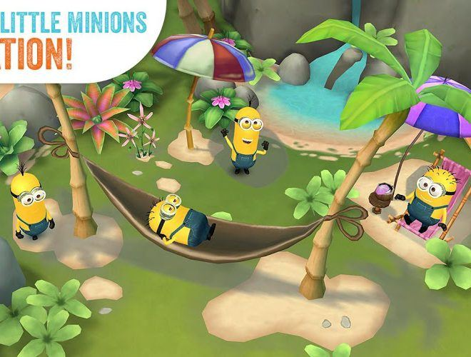 Play Minions Paradise on PC 5