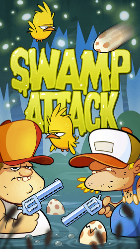 Играй Swamp Attack На ПК 10