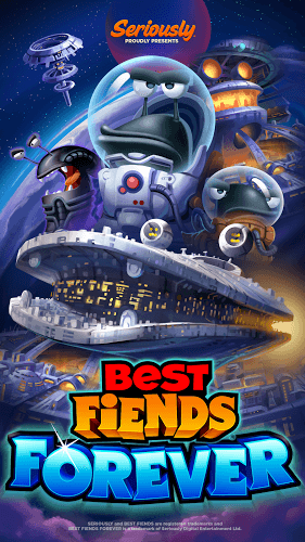 Играй Best Fiends Forever На ПК 7