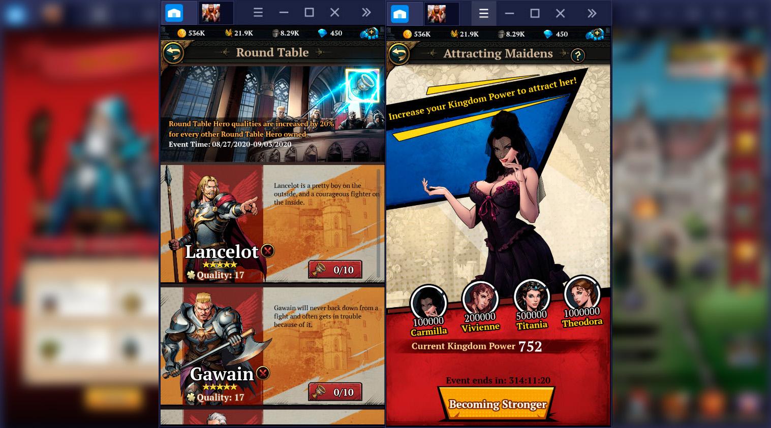 King's Throne: Game of Lust và những điều cần biết khi chơi