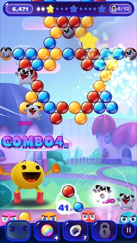 Play PAC-MAN Pop – Bubble Shooter on PC 12