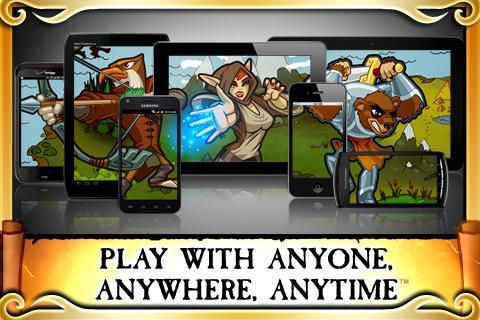 Играй Pocket Legends На ПК 4