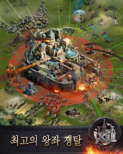 즐겨보세요 Clash of Kings on PC 10