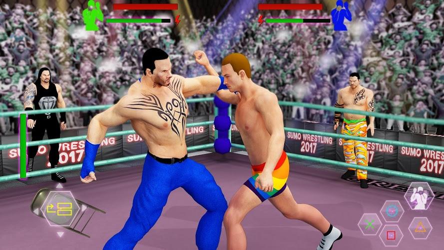 Play World Tag Team Stars Wrestling Revolution 2017 Pro on PC 2
