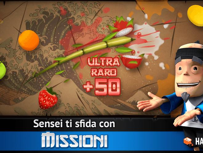 Gioca Fruit Ninja Free on PC 5