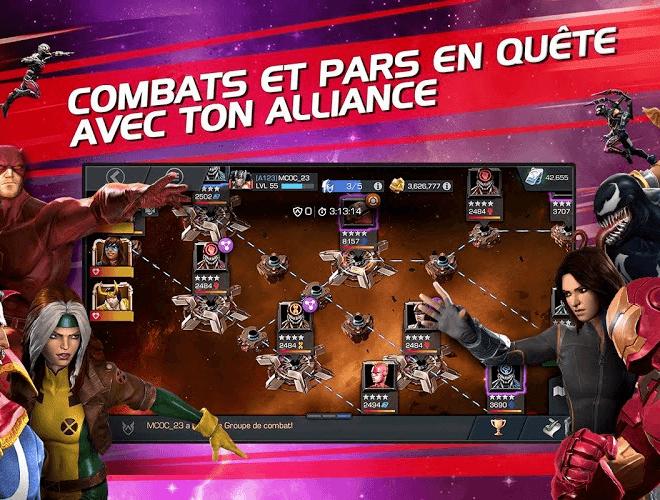 Jouez à  Marvel Contest of Champions sur PC 13
