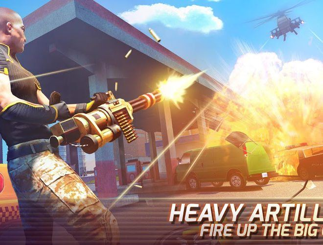 Play Gangstar Vegas on PC 11