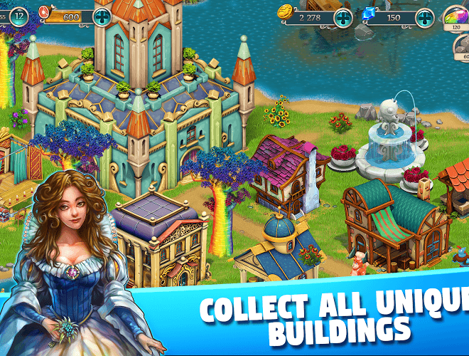 เล่น Fairy Kingdom: World of Magic on PC 10