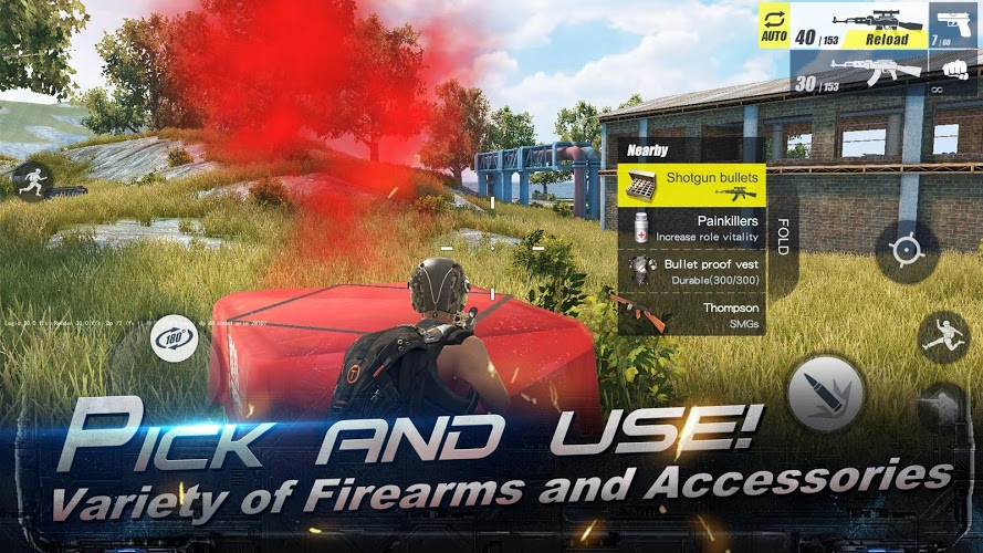 Jogue Rules of Survival para PC 6