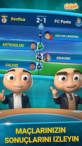 Online Soccer Manager (OSM) İndirin ve PC'de Oynayın 8