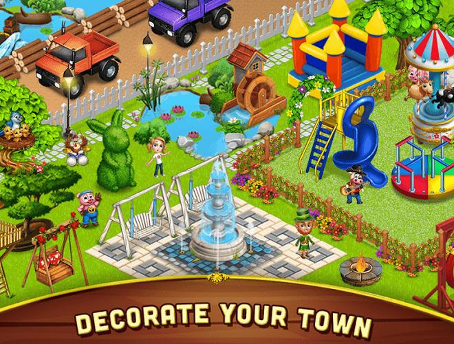 เล่น ฟาร์มขนาดใหญ่เล็ก ๆ น้อย ๆ on PC 23