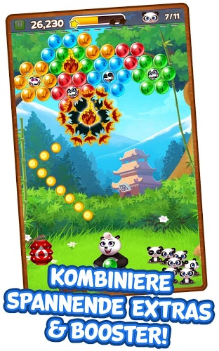 Spielen Panda Pop on PC 10