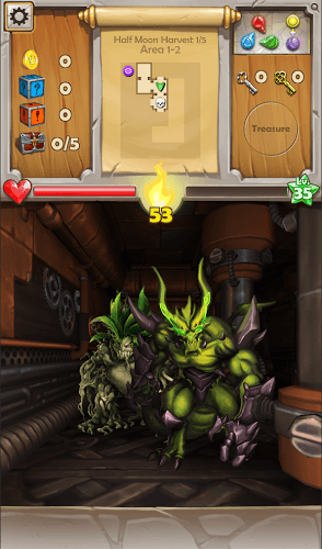 Play Dungeon Monsters on pc 11