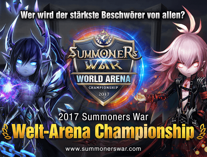 Spiele Summoners War Sky Arena auf PC 11