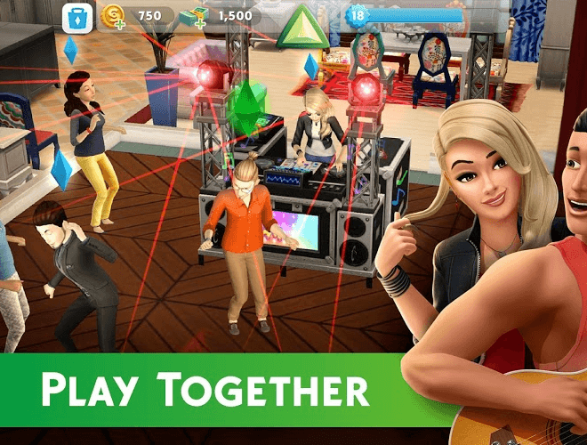 เล่น The Sims Mobile on PC 12