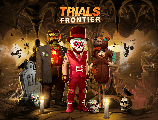 Play Trials Frontier on PC 9