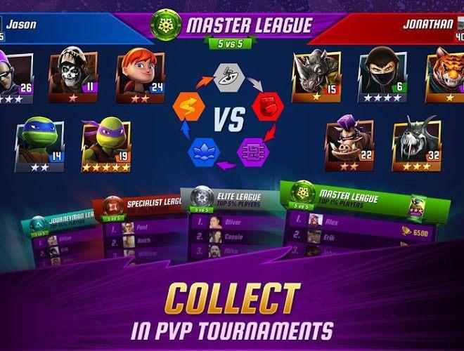 Chơi Ninja Turtles: Legends on PC 4