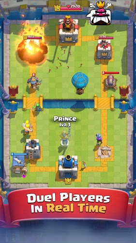 Play Clash Royale on PC 14