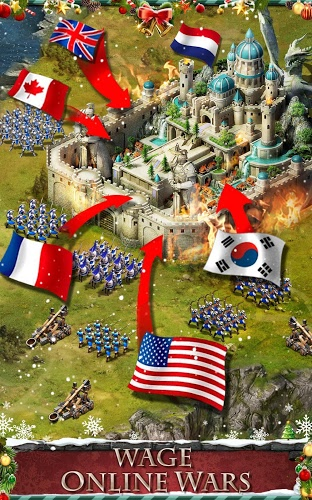 Play Empire War: Age of Heroes on PC 12