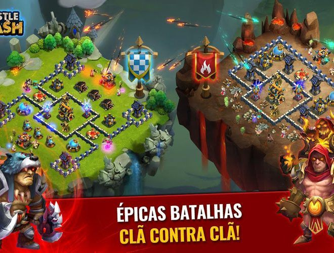 Jogue Castle Clash para PC 5