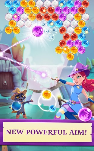 Chơi Bubble Witch 3 Saga on PC 9