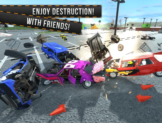 Play Demolition Derby Multiplayer on PC 7